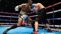 David Haye fight video