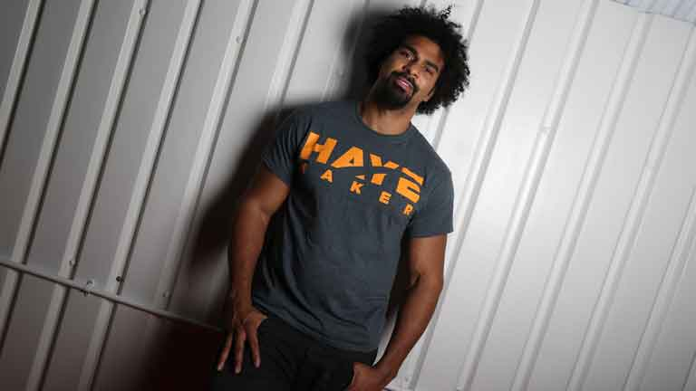 David Haye on Dillian Whyte