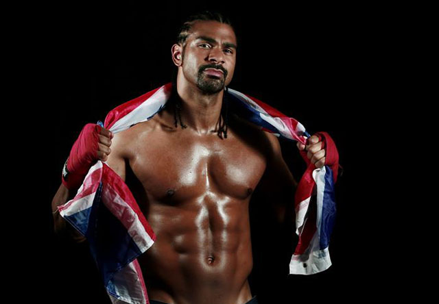 david haye injury