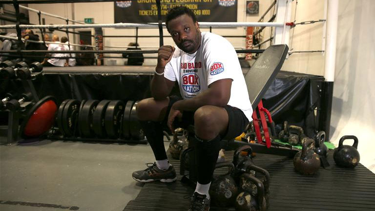 Dereck Chisora is a wanted man