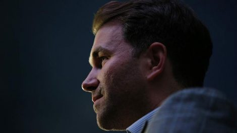 Eddie Hearn on Carl Frampton vs Scott Quigg