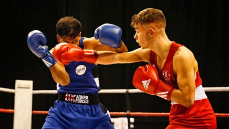 England Boxing Elite championships finals