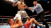 Chris Eubank Jr hammers Tony Jeter