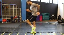Focused Fitness ladder drill