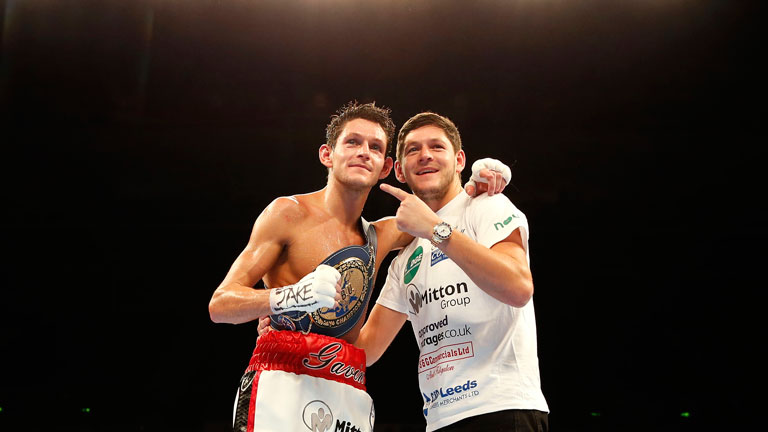Gavin McDonnell and Jamie McDonnell