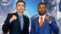 Gennady Golovkin vs Kell Brook fight time