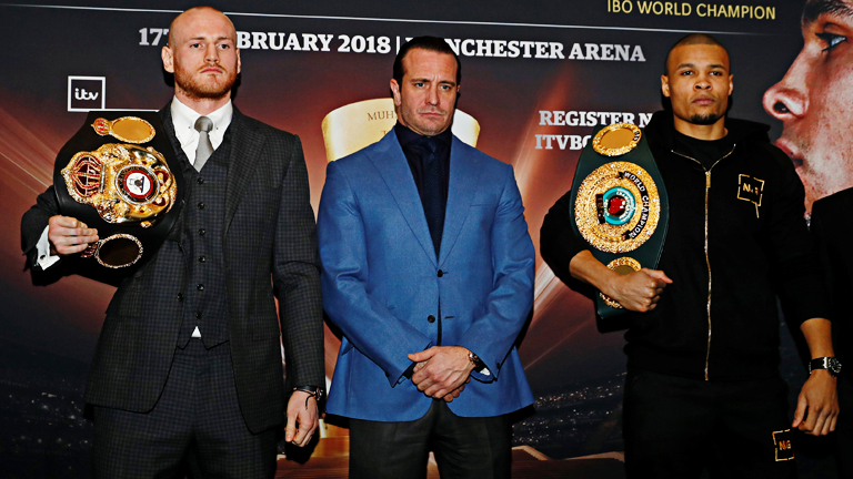 George Groves vs Chris Eubank Jr stream