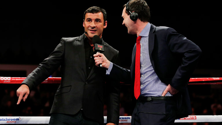 Joe Calzaghe on James DeGale