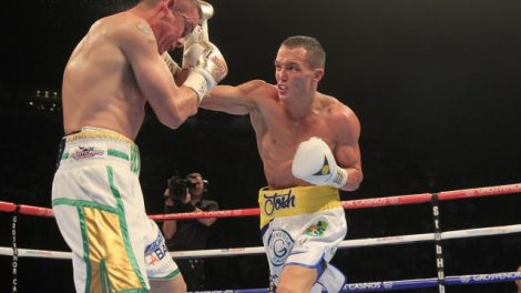 josh warrington