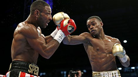 Kell Brook vs Errol Spence