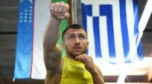Vasyl Lomachenko how to box