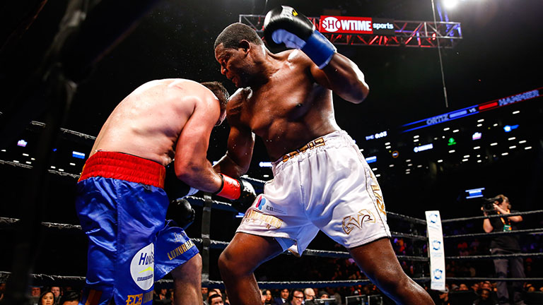 Luis Ortiz boxing results