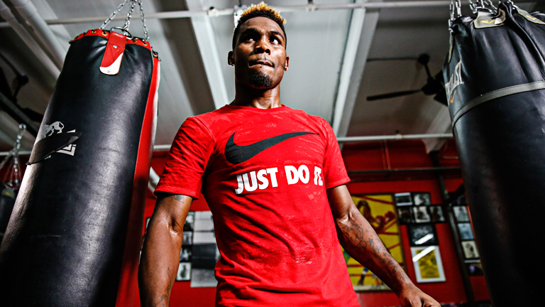 Jermell Charlo boxing