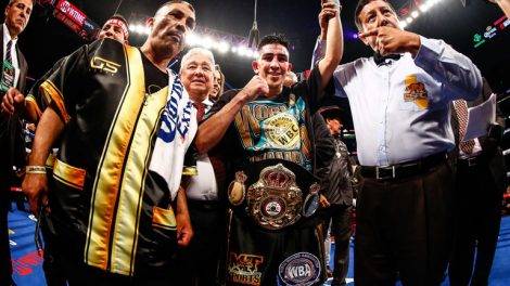 Leo Santa Cruz next fight