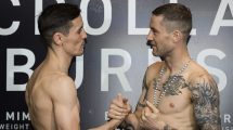 Anthony Crolla vs Ricky Burns fight time