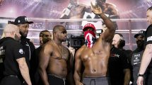Dillian Whyte vs Dereck Chisora fight time