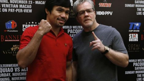 Manny Pacquiao undercard