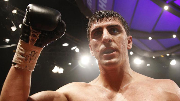 Marco Huck vs Ola Afolabi fight time