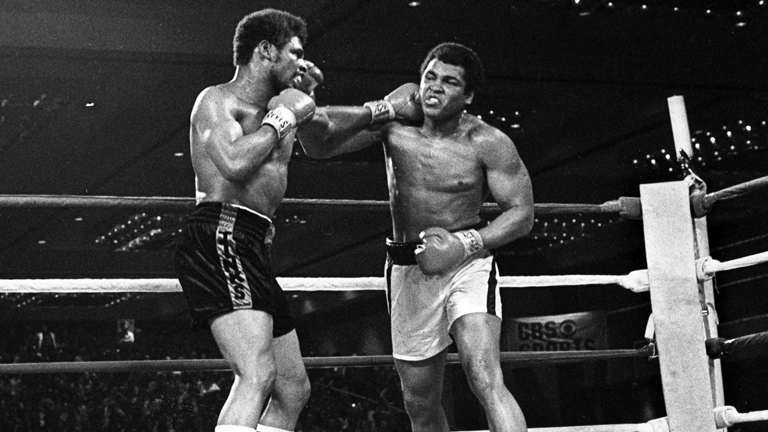 On This Day: Leon Spinks shocks Muhammad Ali and the world ...