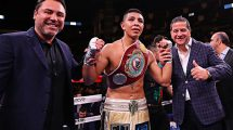 Jaime Munguia edges Dennis Hogan