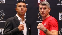 Jaime Munguia vs Liam Smith fight time