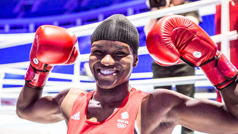 Tori Ellis Willetts on Nicola Adams