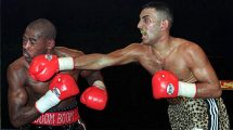 Prince Naseem Hamed vs Tom JOhnson