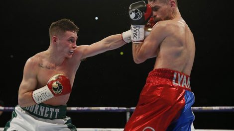 ryan burnett fight