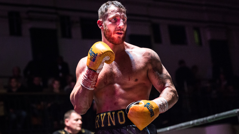 Ryan Crawford on five minute rounds