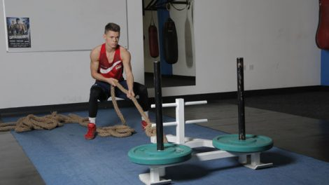 Charlie Edwards prowler pull