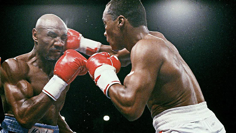 Sugar Ray Leonard vs Marvin Hagler rematches article