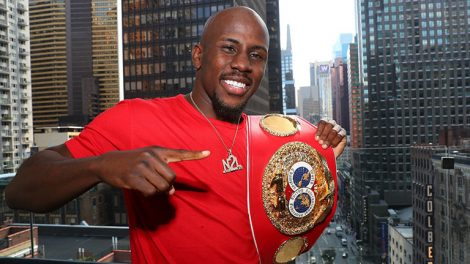 Tevin Farmer super-featherweight