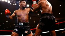 Mike Tyson boxing history