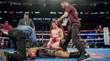 Canelo Alvarez vs Amir Khan photos