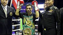 Wanheng Menayothin boxing results