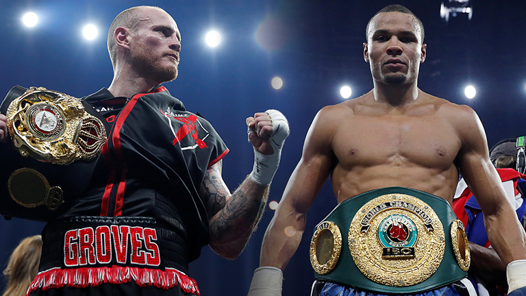 betting favourite groves eubank jr