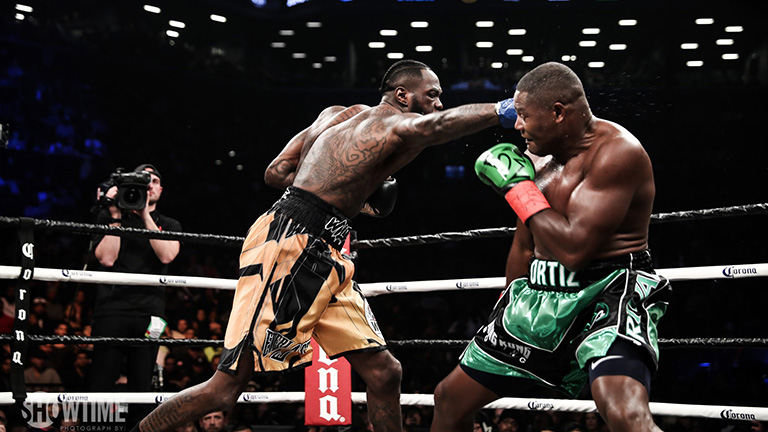 Deontay Wilder and Luis Ortiz make the best of a bad situationYou may also likeCurrent issueNewslettersBoxing NewsInformationNewsletters
