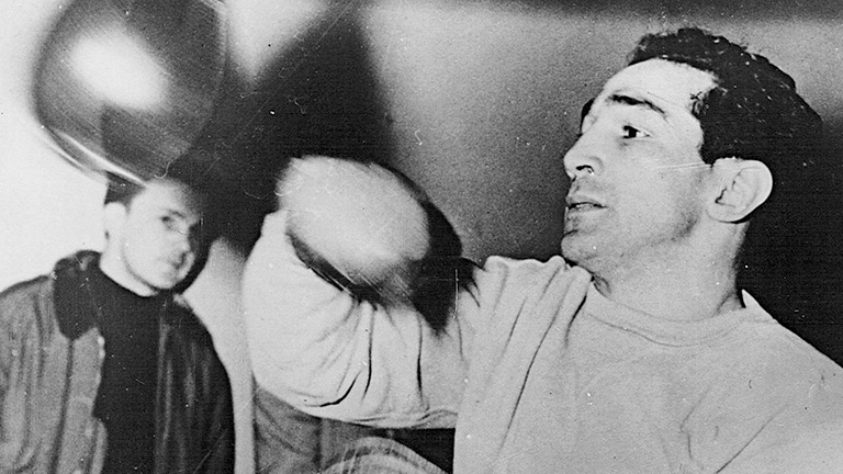 willie pep featherweights