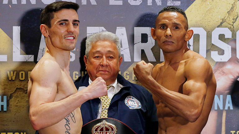 anthony crolla vs ismael barroso fight time