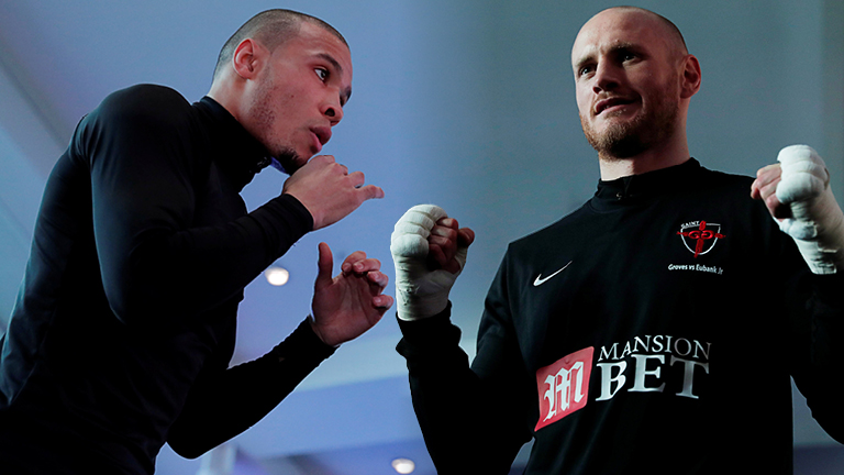 betting favourite groves eubank