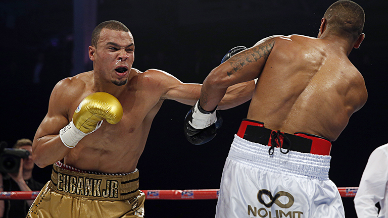 Chris Eubank Jr