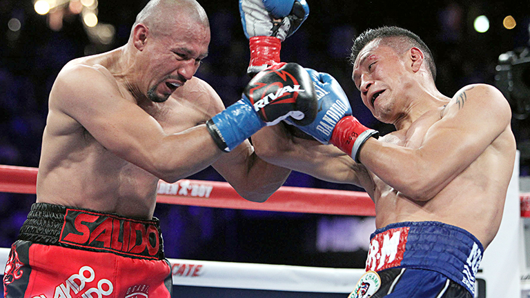 francisco vargas vs Orlando salido