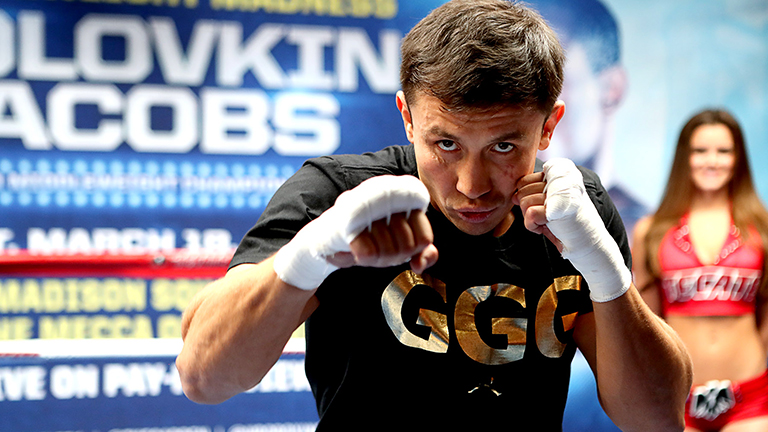 The science behind Gennady Golovkin - part 2 - Boxing News