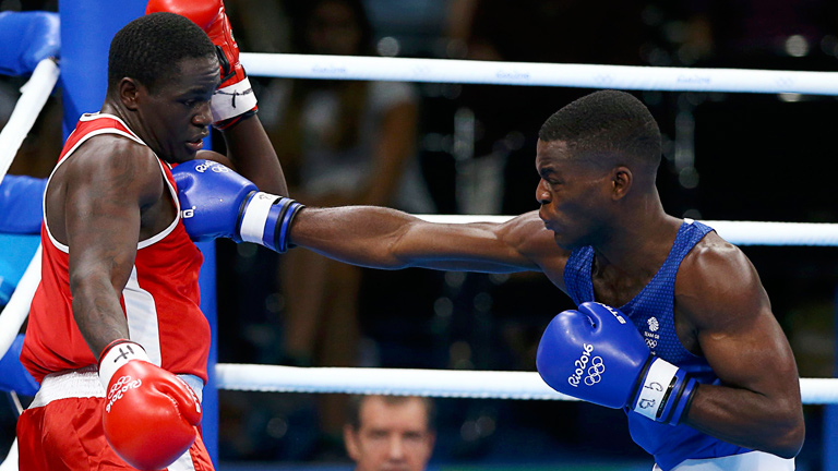 olympic boxing results