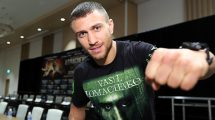 vasyl lomachenko vs Jorge Linares fight time