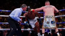 Anthony Joshua heavyweight