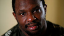 Dillian Whyte