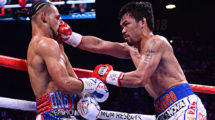 Boxing: Pacquiao vs Thurman