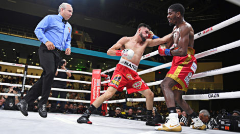 Jose Ramirez super-lightweight