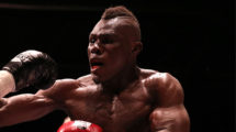 Serge Ambomo lost to Lee Cutler